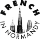 French in Normandy
